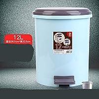 ふた付きの家庭用ゴミ箱リビングルームバスルームトイレキッチンベッドルーム学生寮ゴミ箱。