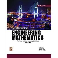 A Textbook of Engineering Mathematics Sem-I (PTU, Jalandhar)