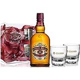 シーバスリーガル 12年 グラス2個付き ブレンデッドスコッチウイスキー ギフト箱入り スコットランド [ ウイスキー イギリス 700ml ] [ギフトBox入り]