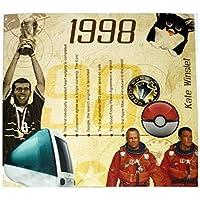 1998年のコンプライアンスヒットミュージックとグリーティングカードを一体に。覚えておいてほしい、クラシック・イヤーズ-1998 [オーディオCD]
