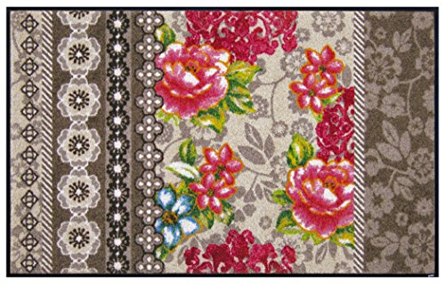 クリーンテックス クリーンテックス・ジャパン Romance Beige 75×120cm デザインマット