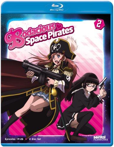 Bodacious Space Pirates 2 [Blu-ray] [Import]