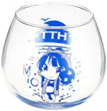 けいおん! 秋山澪 あにまるっこ丸型グラス
