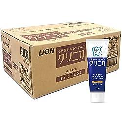 【ケース販売】クリニカハミガキ マイルドミント タテ型 130g×60個パック (医薬部外品)