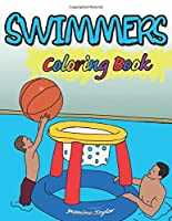 Swimmers Coloring Book