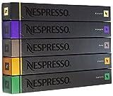 NESPRESSO ネスプレッソコーヒー スムーズ 5タイプ詰め合わせセット 50個入り並行輸入品