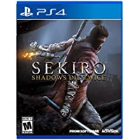 Sekiro Shadows Die Twice(輸入版:北米)- PS4