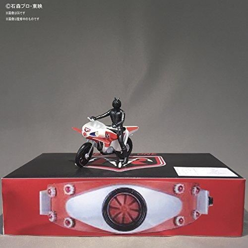 メカコレクション 仮面ライダーシリーズ 新サイクロン号 プラモデル