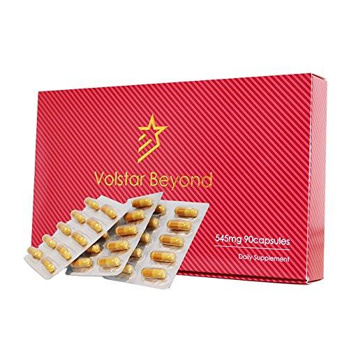 Volstar Beyond(ヴォルスタービヨンド) 公式 約1か月分90粒入り アルギニン シトルリン 亜鉛 ジオパワー15