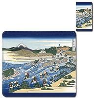 ASUS ZenFone Selfie ZD551KL cronos 手帳型スマホカバー・ケース 江戸文化 古典芸能 風俗