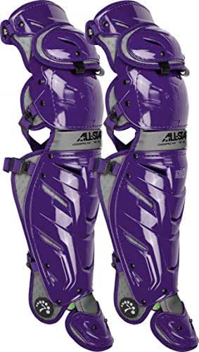 All Star System 7 Axis Adult Catchers Gear with Large Nike Duffel