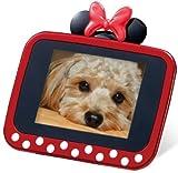 iriver ミニー3.5型デジタルフォトフレーム framee-M Mickey style 1GBメモリ バッテリー内蔵 動画 音楽 時計 カレンダー対応 FRAMEE-M-MINNIE
