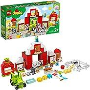LEGO 10952 Barn, Tractor & Farm Animal