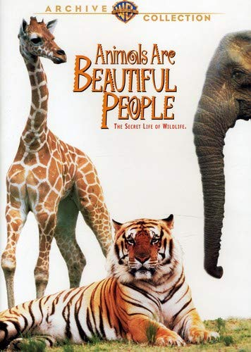 Animals Are Beautiful People [DVD] [Import]
