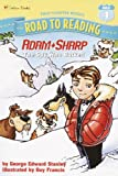 Adam Sharp, the Spy Who Barked (Road to Reading Mile 4 (First Chapter Books))