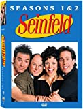 Seinfeld: Seasons 1 & 2 (4pc) [DVD] [Import]