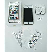 DoCoMo iPhone5s 64GB ゴールド 白ロム