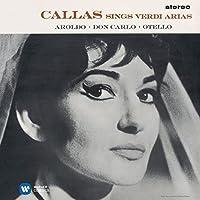 Verdi Arias 2 by Maria Callas (2014-11-26)