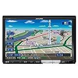 アルパイン(ALPINE) HDDナビ 8型WVGA液晶地上デジタルTV/DVD-V/CD/Bluetooth/USB/SD/チューナー・AV一体型 VIE-X088VS