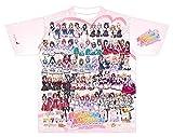 ensemble ヒロインオールスターズ フルグラフィックTシャツ XLサイズ【グッズ】