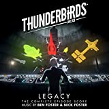 Thunderbirds Are Go - Legacy (The Complete Score) [Original Television Soundtrack]