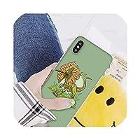 かわいい漫画恐竜Coqueシェル電話ケースIphone 8 7 6 6 sプラスX Xs最大5 5S Se Xrカバー、iphone XまたはXs、A16