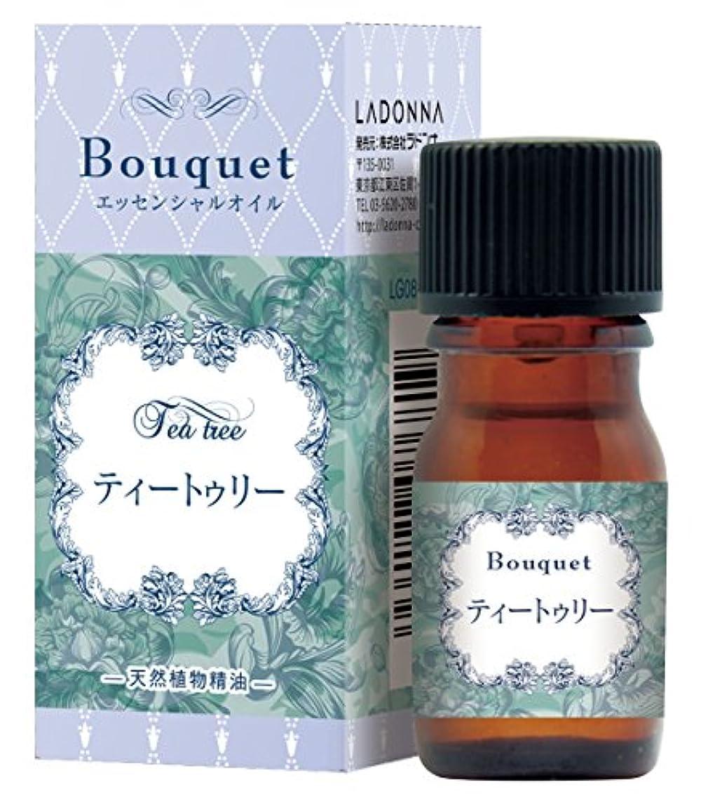 促進するオーディション毒液ラドンナ エッセンシャルオイル -天然植物精油- Bouquet(ブーケ) LG08-EO ティートゥリー
