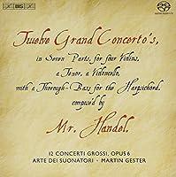Handel: 12 Concerti Grossi, Opus 6