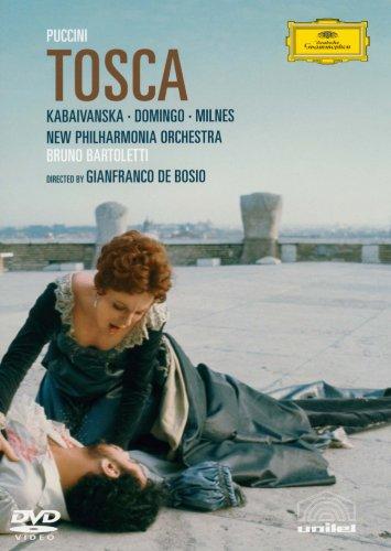 プッチーニ:歌劇《トスカ》 [DVD]