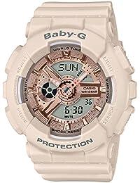 [カシオ]CASIO 腕時計 BABY-G ベビージー ピンクベージュカラーズ BA-110CP-4AJF レディース