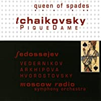Pique Dame / Queen of Spades (3CD) (2003-03-21)