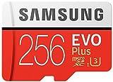 【3年保証】microSDXC 256GB Samsung サムスン EVO Plus EVO+ UHS-I U3対応 Class10 [並行輸入品]