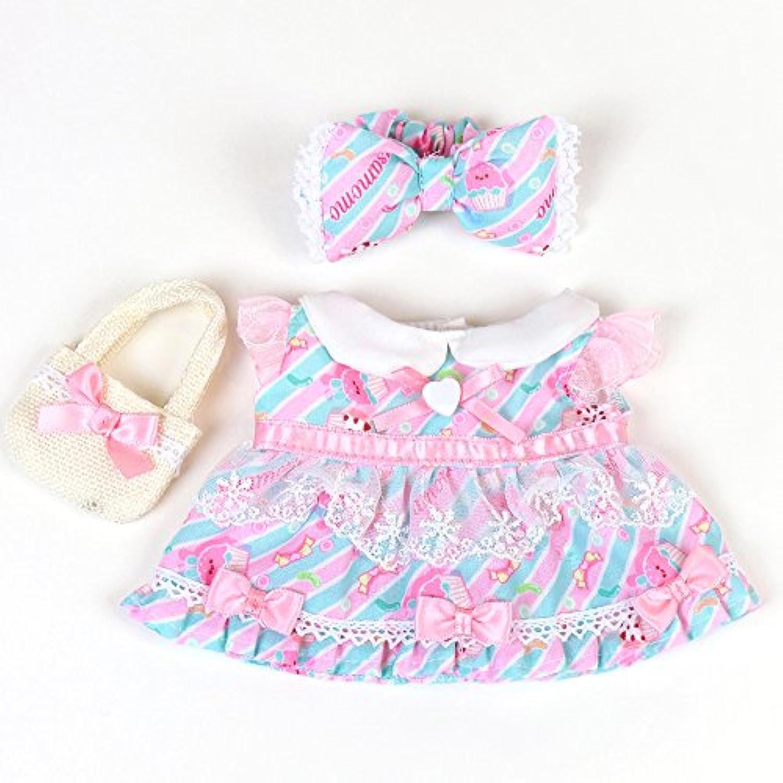 マザーガーデン Mother garden うさももドール プチ 着せ替え人形 服 春のさわやかコーデ Sサイズ お人形遊び きせかえ ドール 着せ替え服
