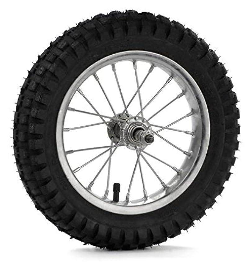 硬化する円形の妨げるAlveyTech フロントホイールアセンブリ Razor MX350 (バージョン9+)とMX400 (バージョン1+)用