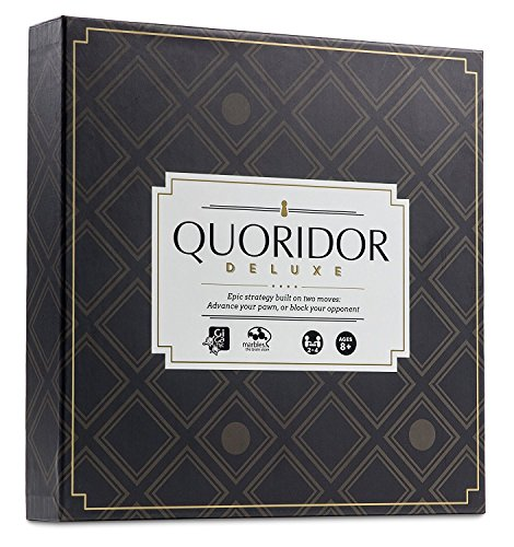 コリドールデラックス (Quoridor: Deluxe) [並行輸入品] ボードゲーム