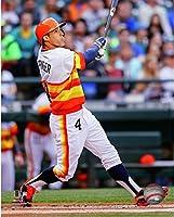 """ジョージ・Springer Houston Astros 2014MLBアクション写真(サイズ: 8"""" x 10"""" )"""