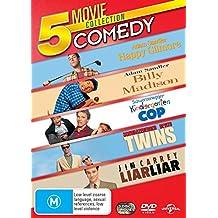 Happy Gilmore/Billy Madison/Kindergarten Cop/Twins/Liar Liar