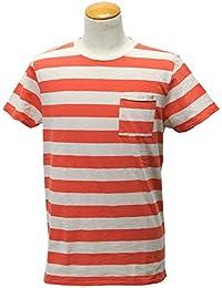 SCOTCH&SODA(スコッチアンドソーダ)胸ポケット ボーダーTシャツ Men's 【282-34409】[正規取扱]