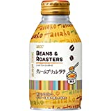 UCC BEANS&ROASTERS クリームブリュレラテ 缶 (Hanako) 260g
