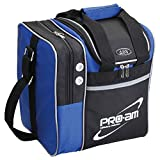 ABS ボウリング バッグ B17-310 ブルー ボール1個用バッグ ボウリング用品 ボーリング グッズ