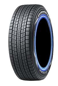 ダンロップ WINTERMAXX SJ-8 215/80R15 スタッドレス カスタムプリント青白青ライン 4本セット