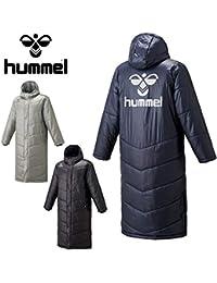 [ヒュンメル] ベンチコート (メンズ ジュニア メンズコート ジュニアコート ロングコート 中綿ロングコート コート 防寒 ハンドボール 練習)HAW8081