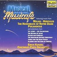Magical Musicals / Kunzel, Cincinnati Pops Orchestra
