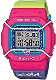 [カシオ]CASIO 腕時計 Baby-G X-girl タイアップモデル  BGD-500XG-4JR レディース