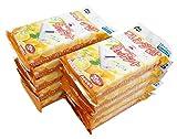 山崎産業 フローリング用ウェットシート まとめ買いセット オレンジ 20枚入x10袋 合計200枚