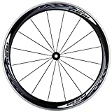 SHIMANO(シマノ) ホイール組立品 WH-RS81-C50-CL CARBON/AL Front T EWHRS81C50FC