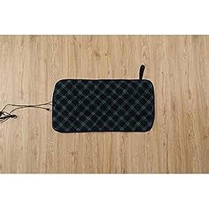 エレス USBウォームパッド ブラックウォッチ USBWARMPAD-L-BW
