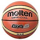 molten(モルテン) バスケットボール GA6 人工皮革6号 BGA6