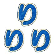ミノダ ひらがな り ブルー (3枚セット) AM0228