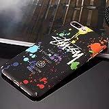 【STUSSY ステューシー】夜光iPhone7用ケース アイフォン7 iPhone7 PLUSカバー アイフォン6 iPhone6 plusロゴデザイン フリント ブランド ヒップホップドクロ プリント[並行輸入品] (iPhone7, 夜1)